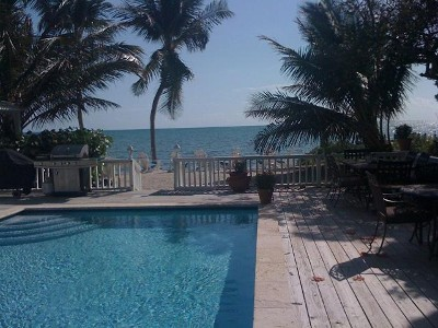 Oceanfront Vactional Rental with pool - Islamorada florida keys
